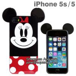 Best Cartoon Disney design TPU mobile phone case with low price wholesale