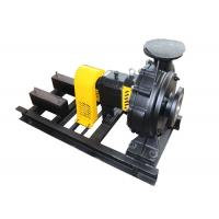 Best Liquid Non Clog Sewage Pump , Papermaking Process Industrial Sump Pump Systems wholesale
