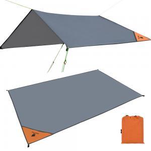 Best Portable PU3000mm Waterproof 150D Camping Ground Sheet wholesale