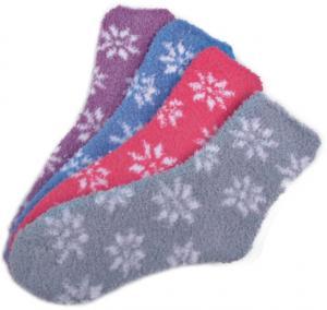 Best Flower  pattern airplus aloe infused socks shea butter fragrance Feature wholesale