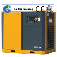 Best Rotary Electric Screw Industrial Air Compressor IP54 / IP55 For Sandblasting wholesale