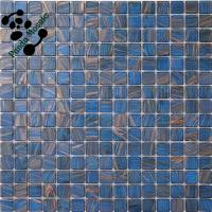 China SMH10 Hot Melting Glass Mosaic Swimming Pool Mosaic Glass Block Walls In Bathroom on sale