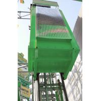 Best Vertical Single Car 300kg Capacity Industrial Lift , Construction Elevator wholesale
