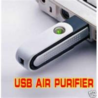 Best ABS Compact easy carry elease nerve effectively remove dust Usb Ionic Air Purifier wholesale