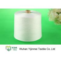 Best Raw Virgin 100 Spun Polyester Sewing Thread For Knitting / Weaving wholesale