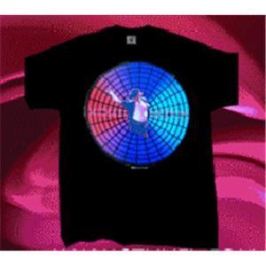China EL T Shirt , EL Panel, EL Flash T-Shirt , EL Sound Music T-Shirt, EL ,el equaliser t-shirt on sale