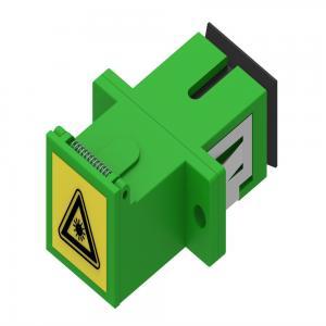 Best SC APC/UPC/PC Fiber Optic Adapter Low Insertion Loss High Return Loss wholesale