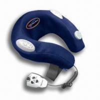 Best Electronic Neck Massager with Cyber Controller and 100% Terylene Fabric Cover wholesale