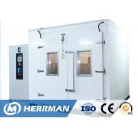Best Programmable Alternating Cable Testing Machine High And Low Temperature Test Chamber wholesale