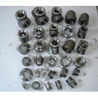 """Best Stainless Steel Forged Fittings Nickel Alloy Carbon Steel forged fitting NPT 1"""" 3000# A182 / A105 B16.11 wholesale"""