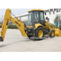 Quality Road Construction Equipment Backhoe Loader wholesale