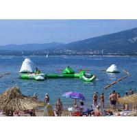 Best Funny Water Games Inflatable Floating Water Park For Adults And Children WK-004 wholesale
