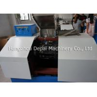 Best Fully Automatic Straw Making Machine Straw Machinery , plastic pipe manufacturing machine 380V / 50HZ 1.5Kw wholesale
