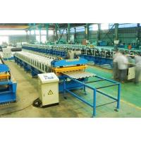 Metal Wall And Roof Corrugated Roll Forming Machine With Hydraulic Station