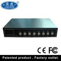 Best Sunta 4 Channel CCTV Color Quad Processor Multiplexer Quad Screen Splitter Chinese Supplier wholesale