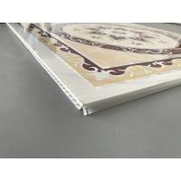 Cheap Fire Resistant Pvc Laminated Gypsum Ceiling Board Multi Function 603 × 603 Mm for sale