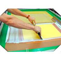 Best High Tension Nylon,PET Printing White And Yellow Screen Mesh For Textile And Glass Printing wholesale