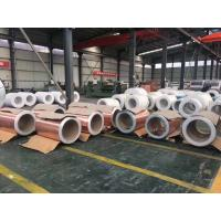 Best Anti Bacterial Copper Aluminum Composit Plate Roll Building Interior Curtain Walls wholesale