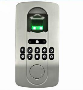 Best Biometric fingerprint door lock has no distinguish of right and left for wooden and metal doors wholesale