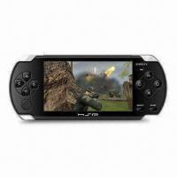 Best 4.3-inch Game Player with 1.3-megapixel Camera, Supports 32/64 Bits and 3D Games wholesale