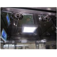 Cheap Automatic Blow Cleanroom Air Shower / Air Shower Room With Interlock Swing Door for sale
