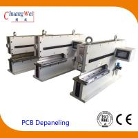 Best Metal Board PCB Depanel Machine PCB Separator with Customized Blade wholesale