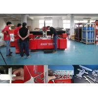 Quality High Power Fiber Metal Laser Cutting Machine For Stainless Steel / Copper Plate wholesale
