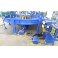 Cheap Galvanized Steel Strip Welded Straight / Square Pipe Mill Line ZG50 for sale
