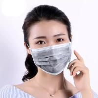 Best Outside Activated Carbon Dust Mask Odorless Resist Bacteria / Other Microbe wholesale