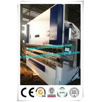 Quality 1250 kN NC Hydraulic Press Brake Machine 450 N / mm2 With High Accuracy ISO wholesale