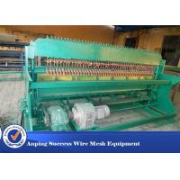Best Roadway Wire Mesh Manufacturing Machine Customized Size / Colors 6x3.2x1.8m wholesale