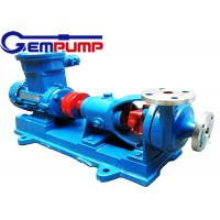 Best AFB Horizontal Corrosion Resistant Chemical Centrifugal Pump 0.75KW ~ 55KW wholesale