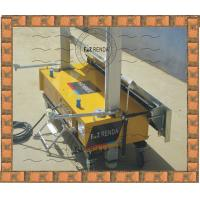 2.2Kw Spray Mortar Wall Rendering Machine Three Phase up to 5 m Height For Building Plaster
