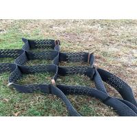 Best Perforated HDPE Geocell Slope Protection Plastic Gravel Stabilizer Abrasion Resistance wholesale