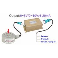 Best Compression type load cell 0-10V output by using load cell signal conditioner wholesale