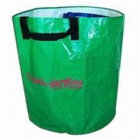 Best Round-shaped Garden Bag, Made of 150gsm PP Woven wholesale