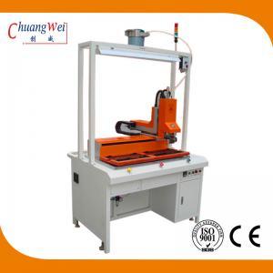 Quality 220 / 110V Automatic Screw Nut Heat Inserting Machines Capacity 3500 - 4500 Pcs wholesale