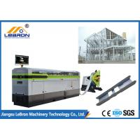 Best Green Light Gauge Steel Framing Machines 7.5kW Main Unit Power Full Automatic Mode wholesale