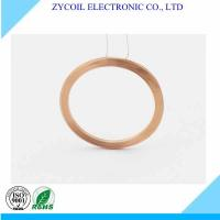 Cheap Round Toroidal High Frequency Single Layer Coil Inductance Of Air Coil Dia 0.6mm for sale