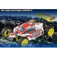 Best 1/10 4WD Nitro Powered RC Buggy wholesale