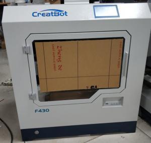 Best Large Printing Size Carbon Fiber 3D Printer F430 400 * 300 * 300mm Dual Extruder wholesale