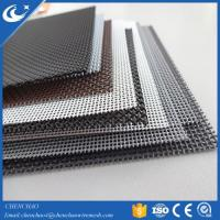 Best Anti-theft plastic coated Security Unbreakable Window Screen wholesale