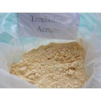 China Pale Yellow Powerful 10161-34-9 Tren Anabolic Steroid Trenbolone Acetate Revalor H on sale