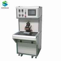 Buy cheap dual-side soldering high precision cable hot bar soldering machine for type c, usb 3.0 from wholesalers