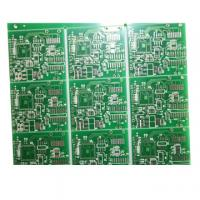 Best Surface Mount 4 Layers FR4 Timer PCB Printed Circuit Boards Design wholesale