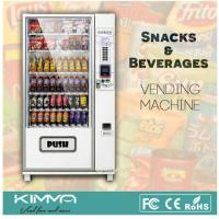 China Raisins / Melon Seeds / Chocolate Vending Machine / Vending Merchandiser on sale