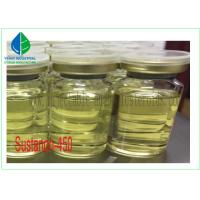 Best Injectable Finished Liquid Oil Base Testosterone Sustanon 450mg/ml for Muscle Growth wholesale