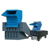 China Waste Plastic Shredder Machine Easy Operation Environmental Protection on sale