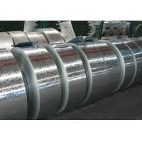 Best Regular or Big spangle ASTM A653 Hot Dipped Galvanized Steel Strip With Passivated, Oiled wholesale