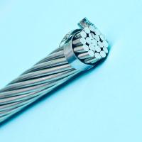 Best 4 Ought Wire Acsr Teal Conductors Used In Transmission Lines Creep Resistance wholesale
